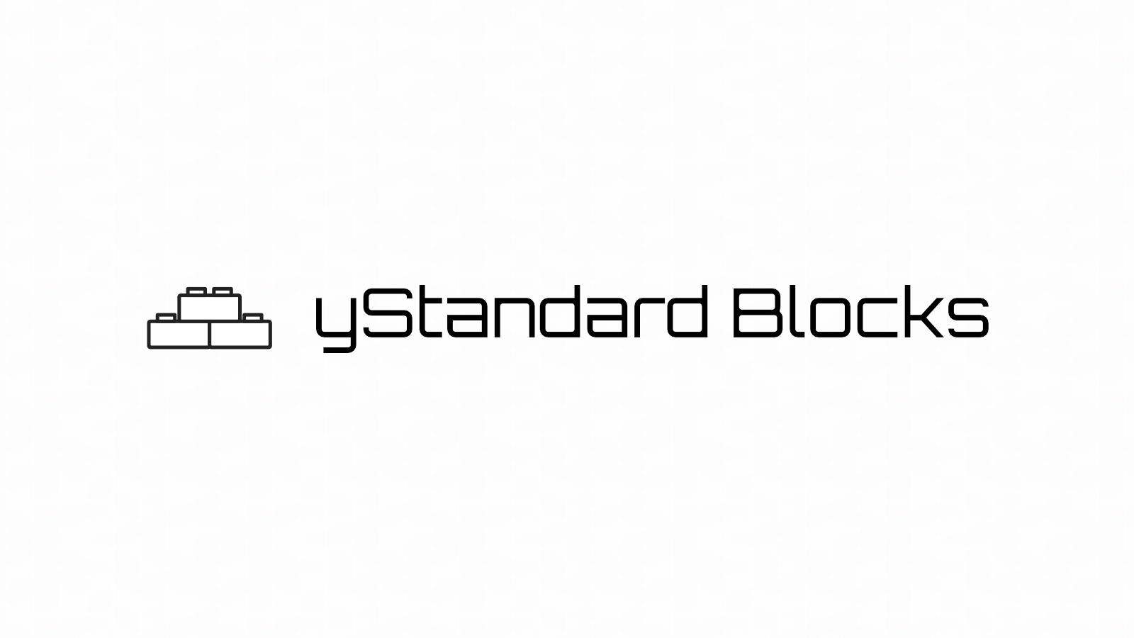 【yStandard Blocks v1.1.0】インライン文字サイズ変更機能、条件付きグループブロック追加