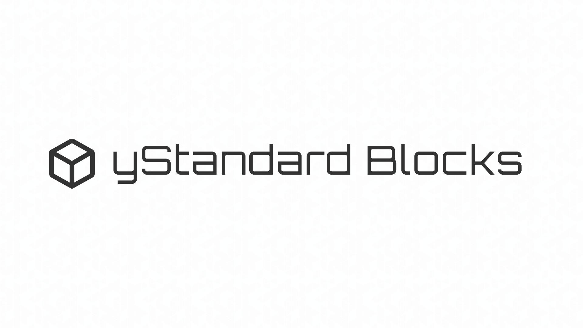 【yStandard Blocks v2.1.0】カスタム見出しブロックのリニューアル・その他細々とした修正