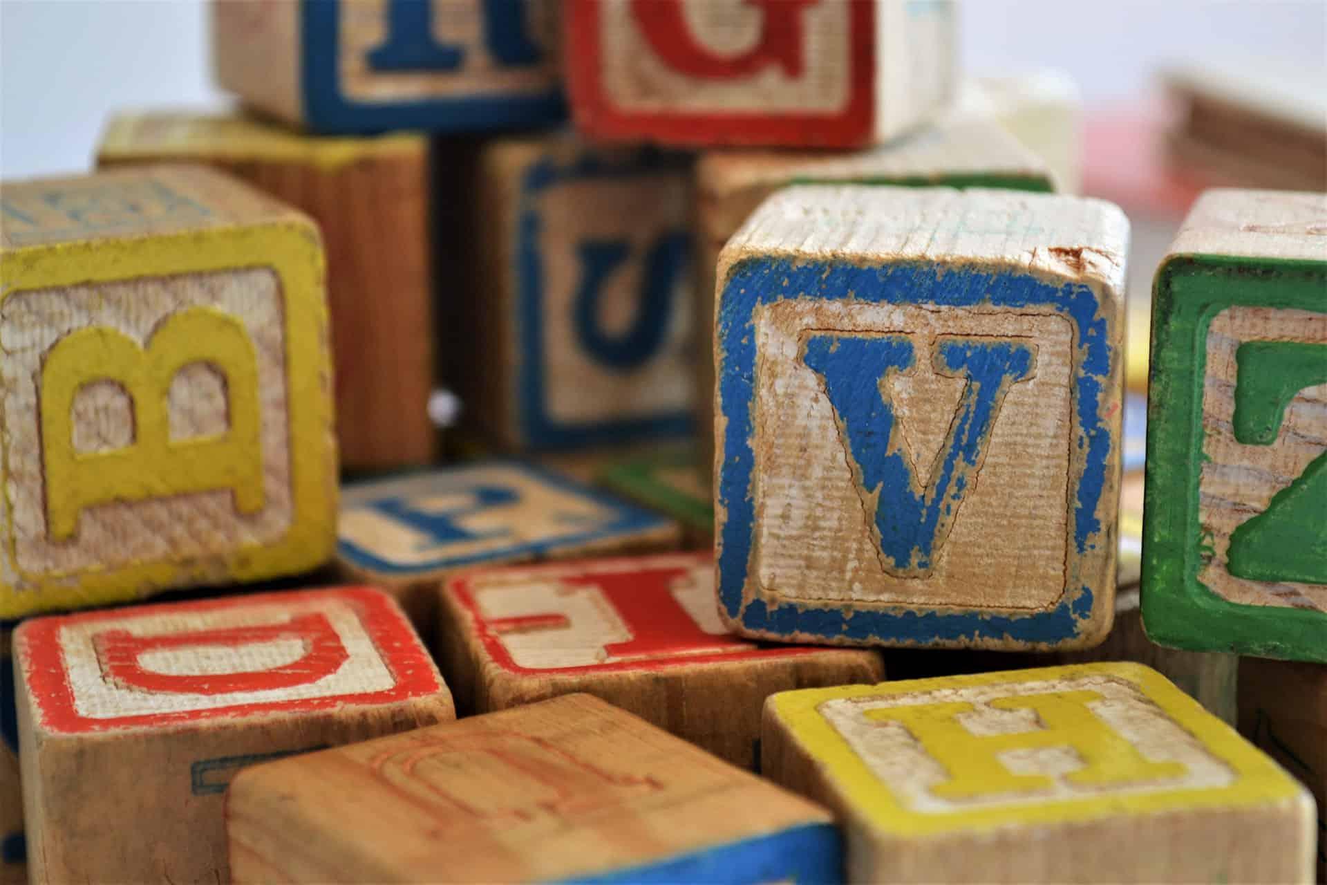 ブロックパターンをカテゴリーで整理整頓する方法
